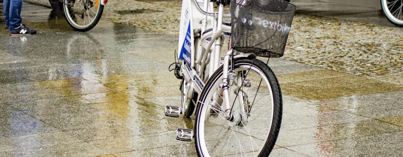 Wiosna…i rowery miejskie BiKeR wróciły do Białegostoku!