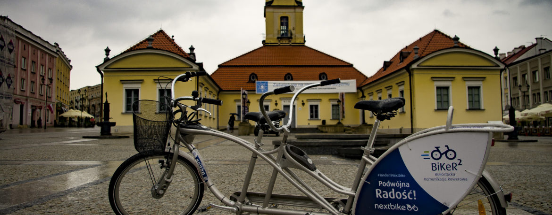 Koniec sezonu rowerowego w Białymstoku
