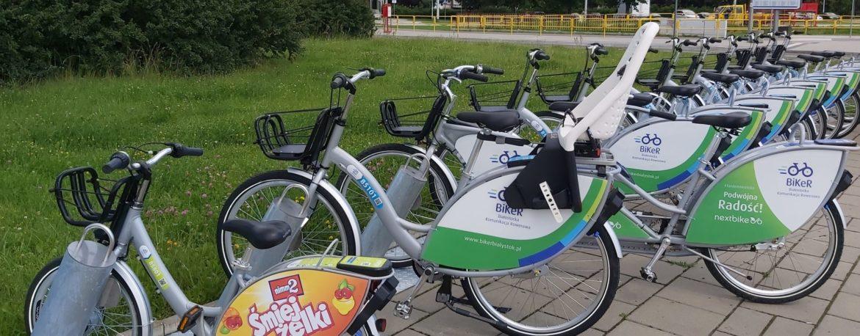 Nowy sezon z nową generacją rowerów miejskich BiKeR